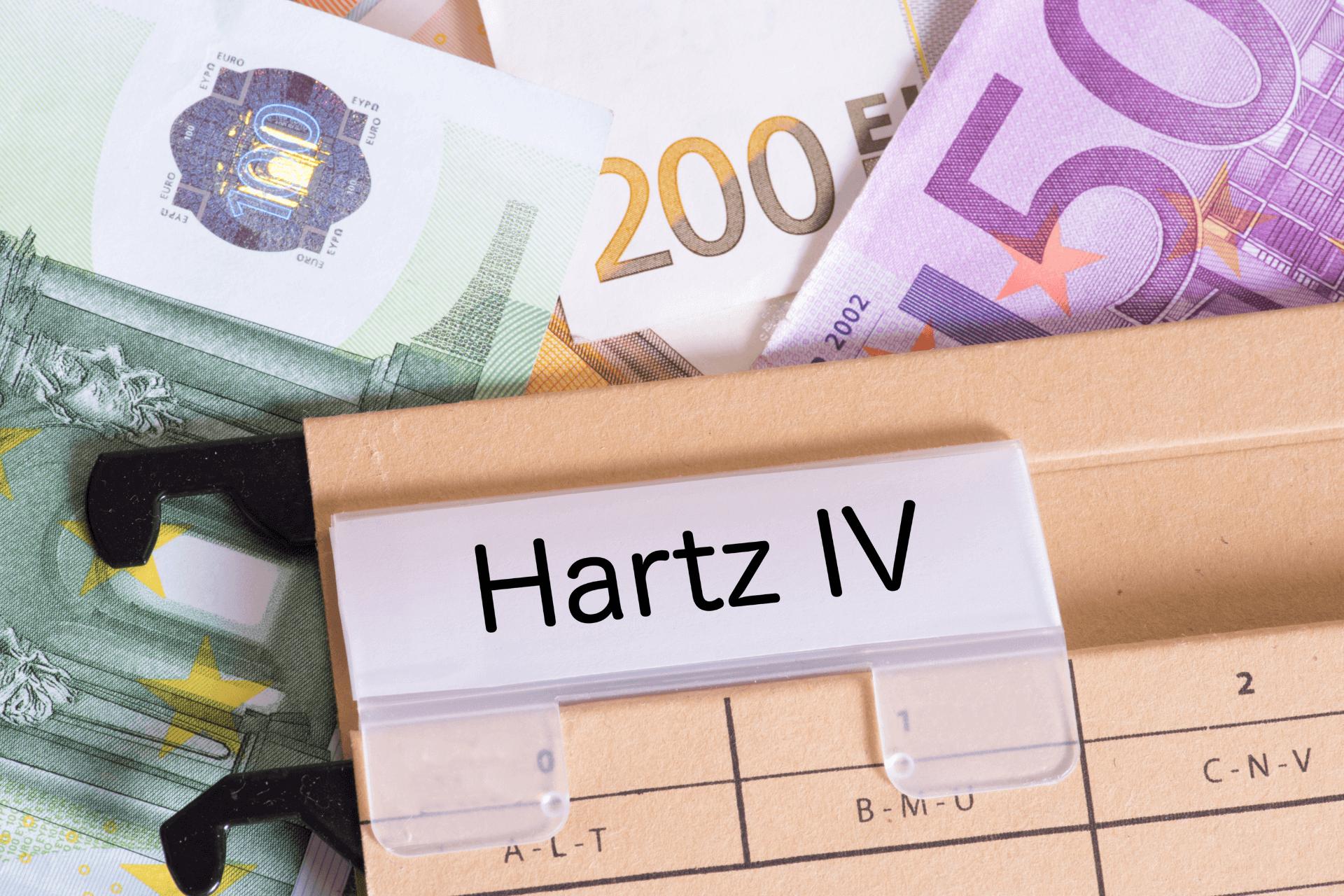Gesetz für neue Regelung von Hartz 4
